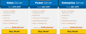 Hostgator Dedicated Web Hosting