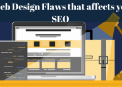 7 Web Design Flaws that affects your SEO
