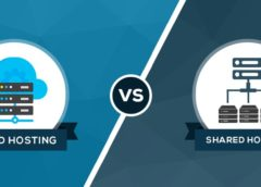Cloud hosting vs. Shared hosting: The Battle of The Giants