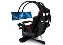 What are the main features does a gaming chair have?