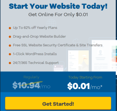 Hostgator 1 cent hosting coupon