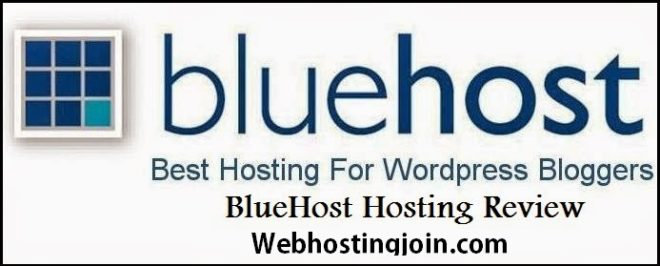 Best hosting service Bluehost