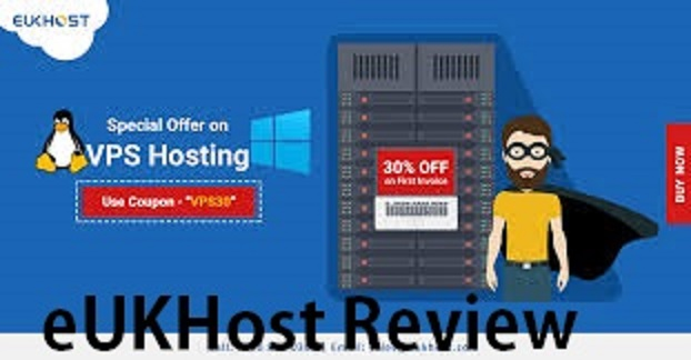 EukHost hosting with Discount offers