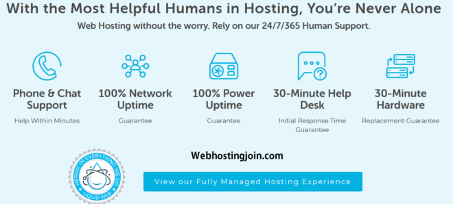 Liquied web Customer Help Service