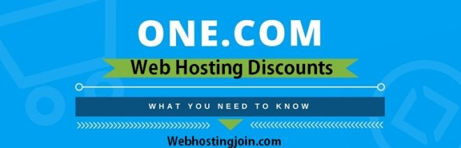 One.com web hosting Guide