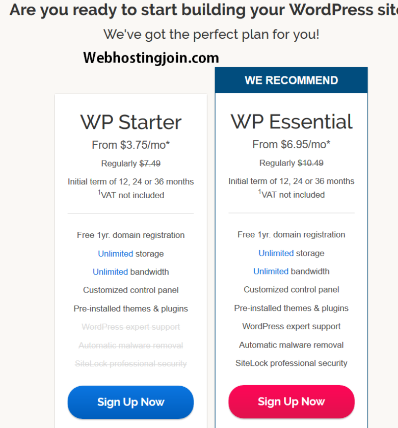 are you ready with ipage wordpress hosting