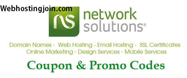 Network Solutions Promo codes