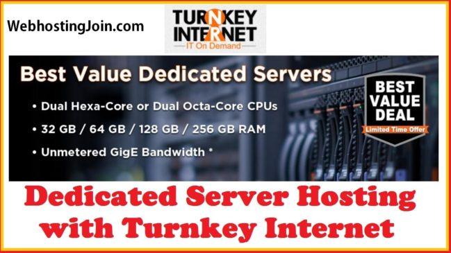 turnkey Internet Hosting discounts